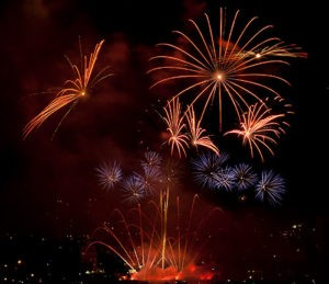 Festivals and Fireworks in Spain