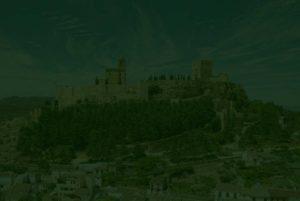 Castillo La Mota Background image