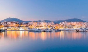 Harbour image of Puerto Banus Marbella
