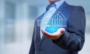 Image depicting property management